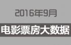 1905独家策划:2016年9月电影票房大数据报告