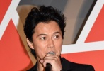 《独家新闻》上映首日舞台见面会于当地时间10月1日在东京六本木举行,导演大根仁携主创福山雅治、二阶堂富美、吉田羊、泷藤贤一、中川雅也悉数出席。