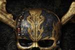 《加勒比海盗5》曝光新海报 鎏金镶钻骷髅头醒目