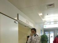 王珞丹现身医院抢救室 疑似正为新戏开拍做准备