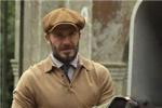 贝克汉姆拍写真 为盖·里奇导演新作宣传造势
