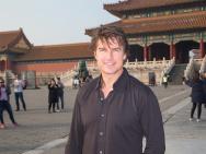 《侠探杰克》中国宣传 阿汤哥登陆北京人气爆棚