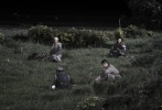 纪念红军长征胜利80周年首部大型史诗电影《太阳河》将于10月18日登陆全国各大影院,影片导演陈逸恒携实力派演员黄薇、田小洁、华子、董慧、谢雨辰、张明健等主创,以长征精神拍长征、用红军精神演红军。在举国共迎红军长征胜利80周年之际,这部讲述长征路上一段鲜为人知的感人故事可谓是厚重的一份献礼。