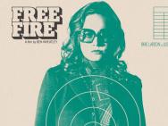 《自由之火》发角色海报 布丽·拉尔森成冷艳枪手
