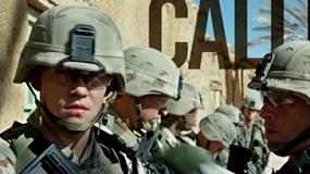 《比利·林恩的中场战事》电视预告 战争场面切换