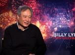《比利·林恩》李安专访 拍摄期间为儿子单独辅导