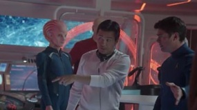 《星际迷航3:超越星辰》台版特辑 导演林诣彬篇
