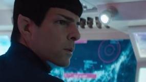 《星际迷航3:超越星辰》台版片段 攻击篇