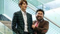 《高手们》香港预告片  韩国破亿