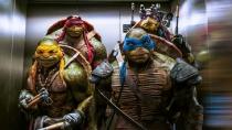 《忍者神龟:变种时代》香港预告片 英雄归来!