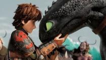 《驯龙高手2》香港预告片 不止是部动画电影
