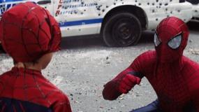 《超凡蜘蛛侠2》香港预告片 年度最炫打斗