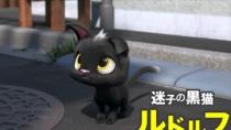 《黑猫鲁道夫》预告片 流浪猫的东京历险