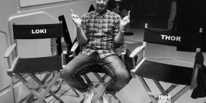 《雷神3》将于两天后杀青 导演晒片场照表情搞怪