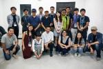 第八届台北金马电影学院开学 候导要做震撼性教育