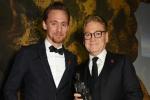 威廉王子出席戏剧奖颁奖礼 抖森绅士万提斯性感