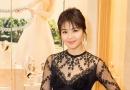 刘涛黑色蕾丝薄纱出席活动 展现婀娜身姿优雅迷人