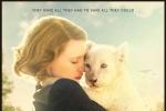 《动物园长的夫人》首张海报 劳模姐怀抱小狮子