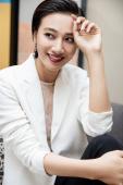 《建军大业》冯文娟杀青 饰南昌起义女兵彭援华