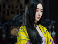 蒋梦婕《三少爷的剑》饰奇女子 期待下次变打女