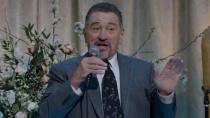 德尼罗《喜剧人》预告 时隔34年再演脱口秀演员