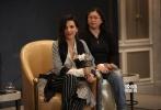 法国女演员朱丽叶·比诺什25日携新作《玛·鲁特》(台译《魔爱食人湾》)召开金马影展记者会。作为最多作品在台湾放映的法国明星,朱丽叶·比诺什也在发布会上聊起了自己与台湾电影人的故事。