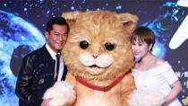1126快讯:《喵星人》古天乐马丽遛猫 颜丹晨变绣娘
