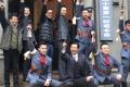《建军大业》南昌杀青 年轻演员扛起革命大旗