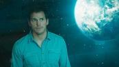 《太空旅客》曝光片段 人工智能揭飞船惊天秘密