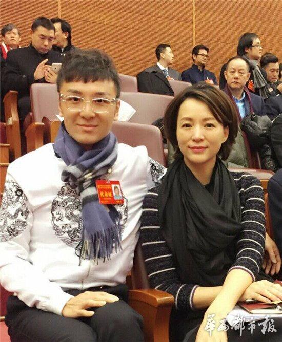 傅琰东和董卿