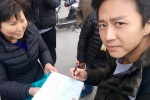 邓超被认成彭于晏 将错就错赠签名还写错了字