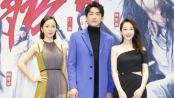 """《三少爷的剑》首映 林更新获称""""东北三少爷"""""""