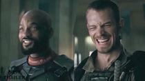 《X特遣队》搞笑花絮 史密斯连打喷嚏笑坏众人