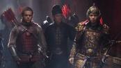 《长城》发三巨星特辑 揭达蒙如何被无影禁军感召