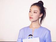 《28岁未成年》青岛路演 倪妮灵动诠释少女与熟女