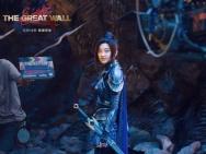 《长城》发布景甜特辑  疯狂集训铸就鹤军女将军