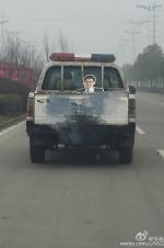 """真·躺枪!盗版""""彭于晏""""被警察带走本尊一脸懵"""