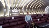 《太空旅客》幕后特辑 揭秘星空瞭望台设计理念