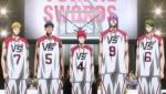 《黑子的篮球》预告片 对战美国街头篮球队