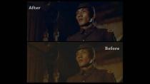 《扬子江风云》 修复对比片段