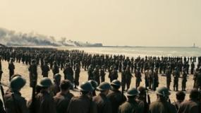 《敦刻尔克》香港预告 海滩空袭横尸满地