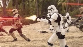 《侠盗一号》电视预告 星际大战激烈打响