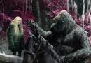 《猩球崛起3》概念图 原版《人猿星球》角色登场