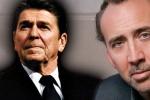 凯奇有望出演罗纳德·里根传记片 饰美国一代传奇