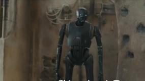 《侠盗一号》日版特辑 机器人K-2SO傲娇爱吐槽