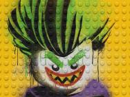 《乐高蝙蝠侠》曝光全角色海报 小丑携众反派亮相