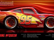 《赛车总动员3》全新角色照 闪电麦昆重回赛道