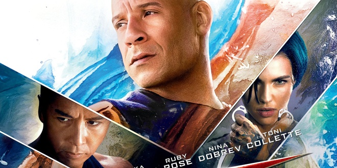 《极限特工:终极回归》海报、预告 内地2.10上映