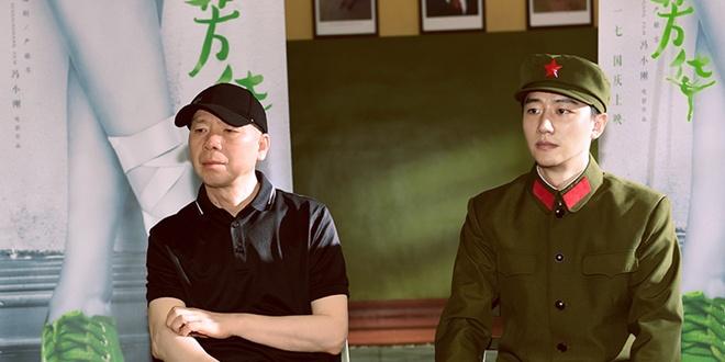 冯小刚《芳华》曝海报定档国庆 黄轩等主演曝光
