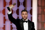北京时间1月9日,第74届美国电影电视金球奖颁奖典礼,现场众星云集。